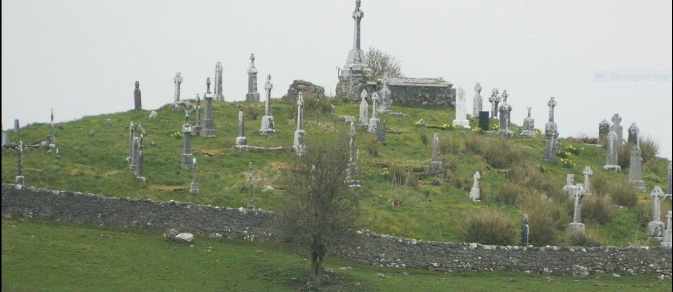 Boyounagh Cemetery.