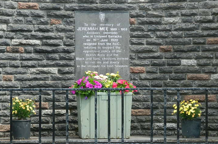 Jeremiah Mee Memorial, Glenamaddy