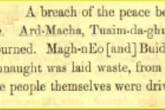 Reference to Boyounagh  in  the Annals of Four Masters_English.