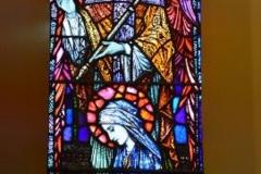 Annunciation Window, St. Patrick's Church