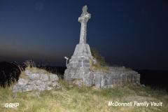 McDonnell Vault, Boyounagh Cemetery