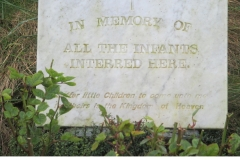 Middletown Children's Burial Ground Memorial