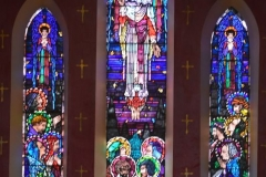 Ascension Windows, St Patrick's Church