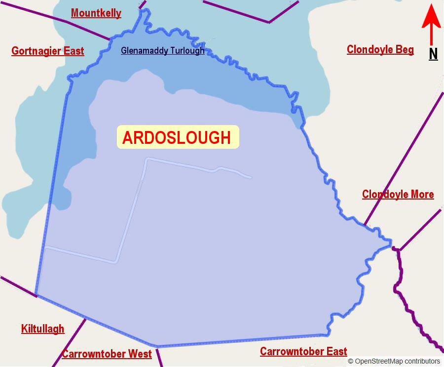 Ardoslough Townland