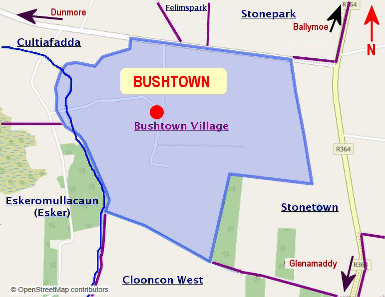 Bushtown Townland