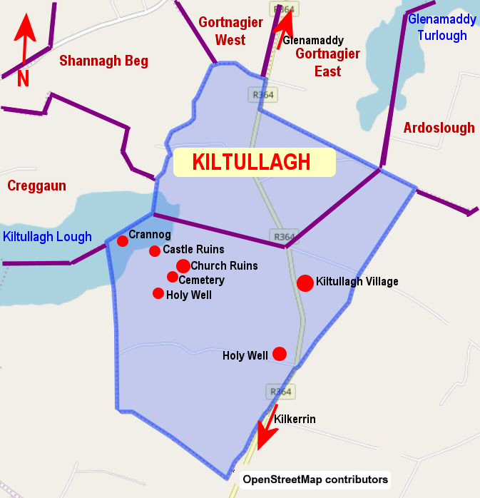 Kiltullagh Townland