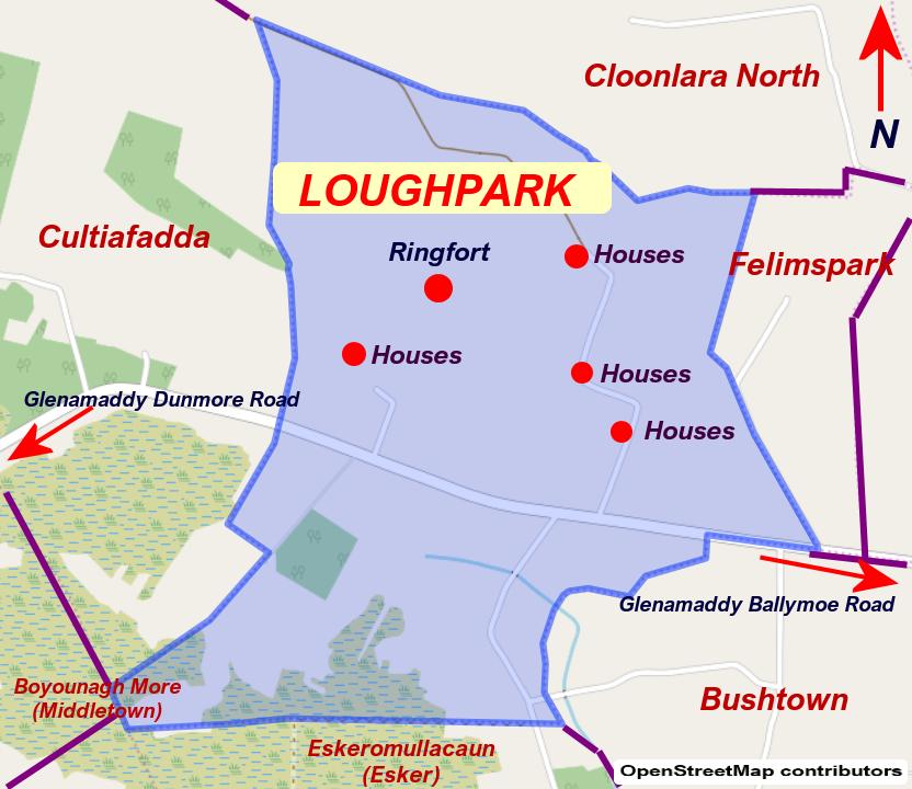 Loughpark Townland
