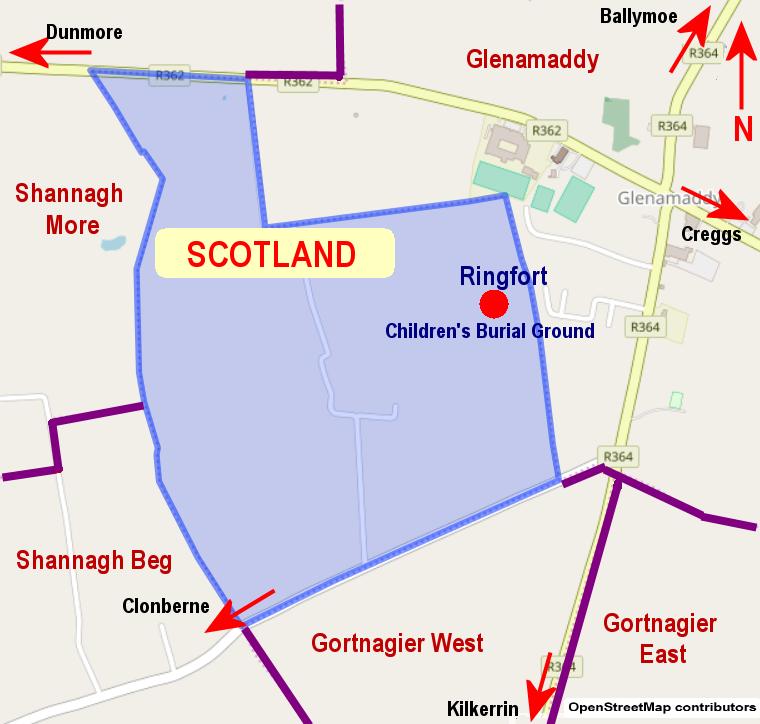 Scotland Townland