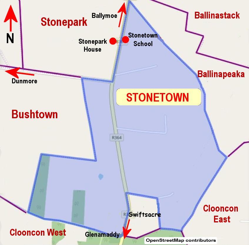 Stonetown Townland