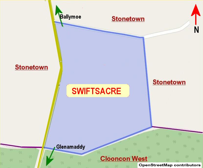 Swiftsacre Townland