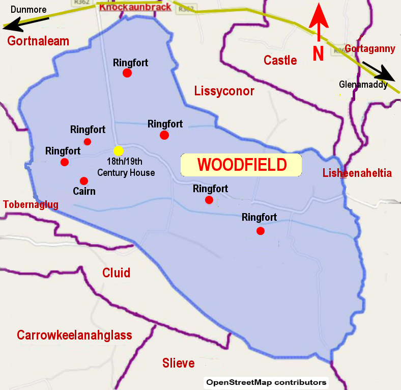 Woodfield Townland