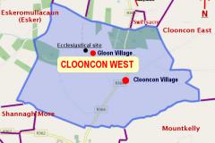 Clooncon West Townland
