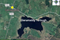 Glenamaddy Turlough - Aerial View