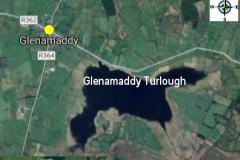 Glenamaddy Turlough - Aerial View