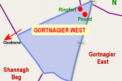 Gortnagier West Townland