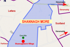 Shannagh More Townland