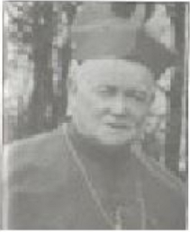 Fr James Fergus,  C.C.,  Glenamaddy 1921-1924