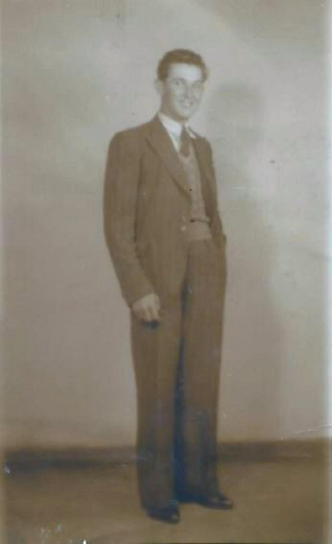 Martin Keaveny, Esker. 1940
