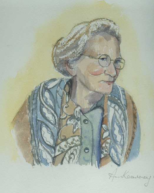 Mary Conneally, Gortaganny