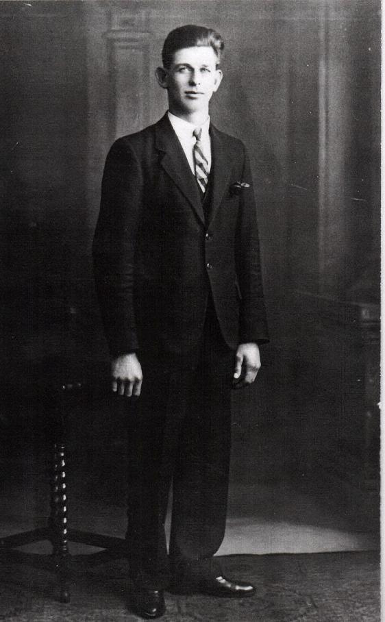 Robert Canny. c. 1931