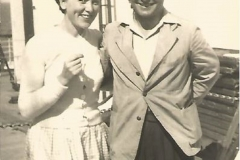 Ellen & John Keaveny, Esker. 1952