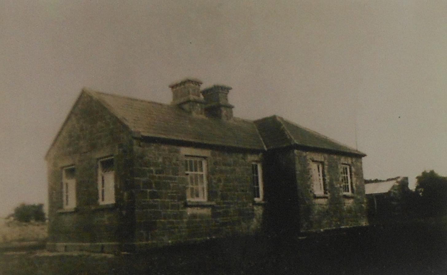 Original Clondoyle National School, 1879 - 1943