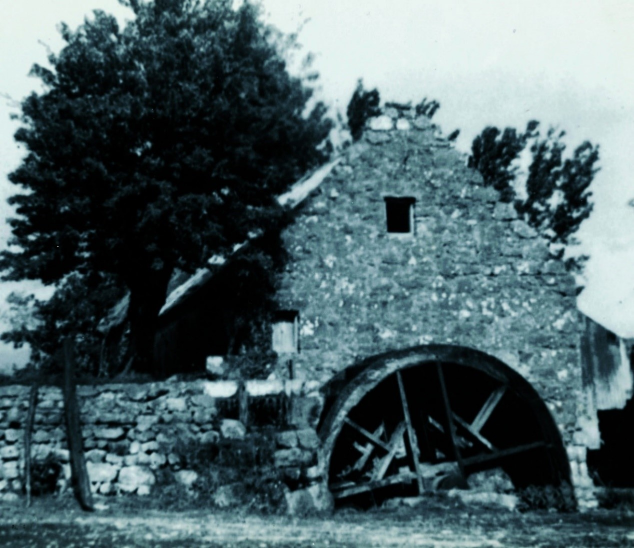 Comer's Mill, Woodfield