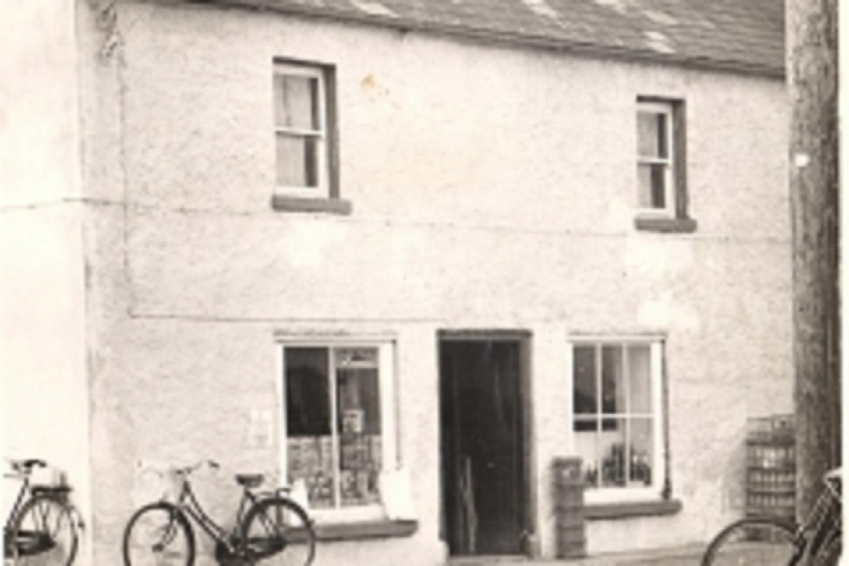 Malachy Mooney's , formerly Pat Fahy's, shop, Church Street