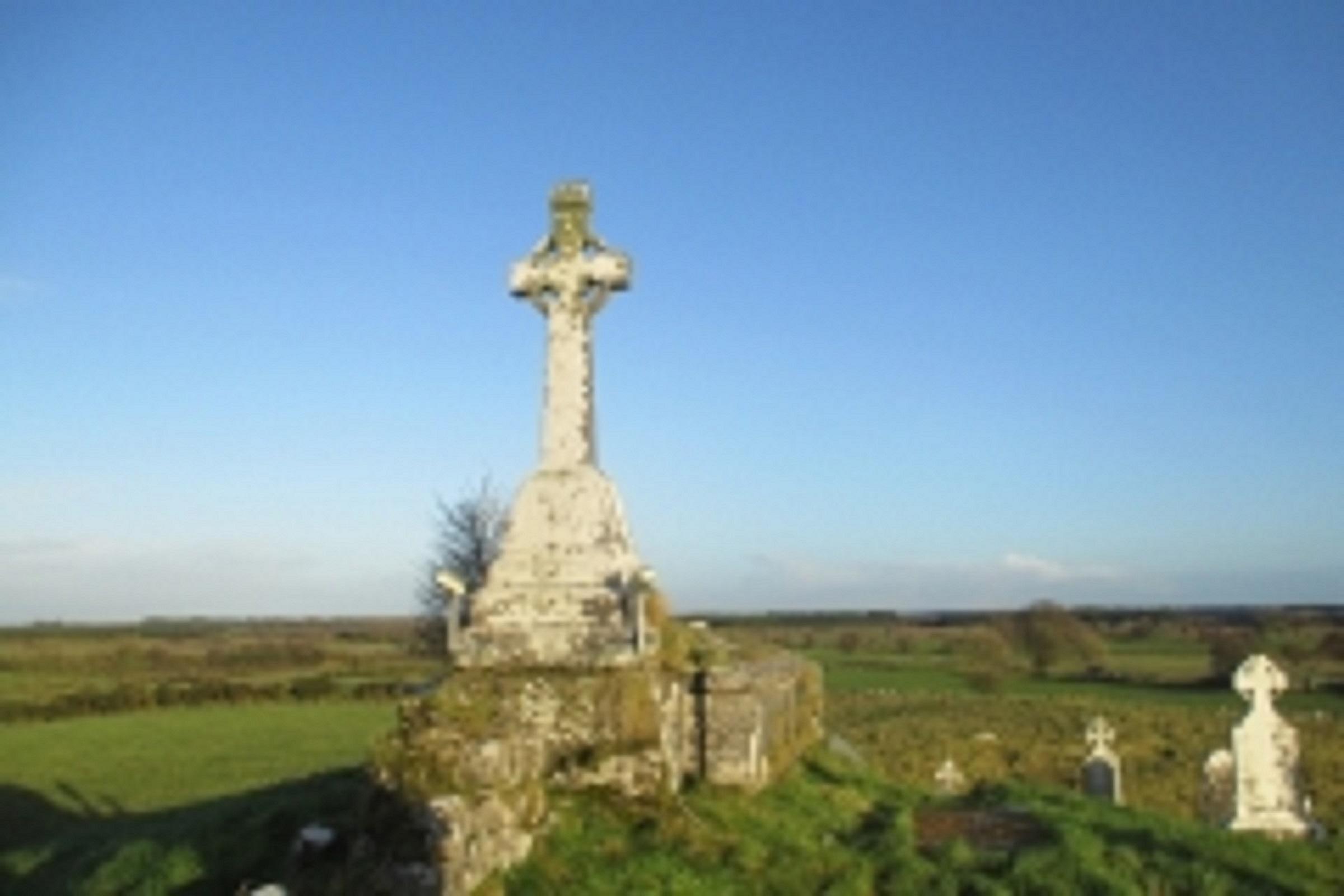 McDonnell Tomb, Boyounagh Cemetery