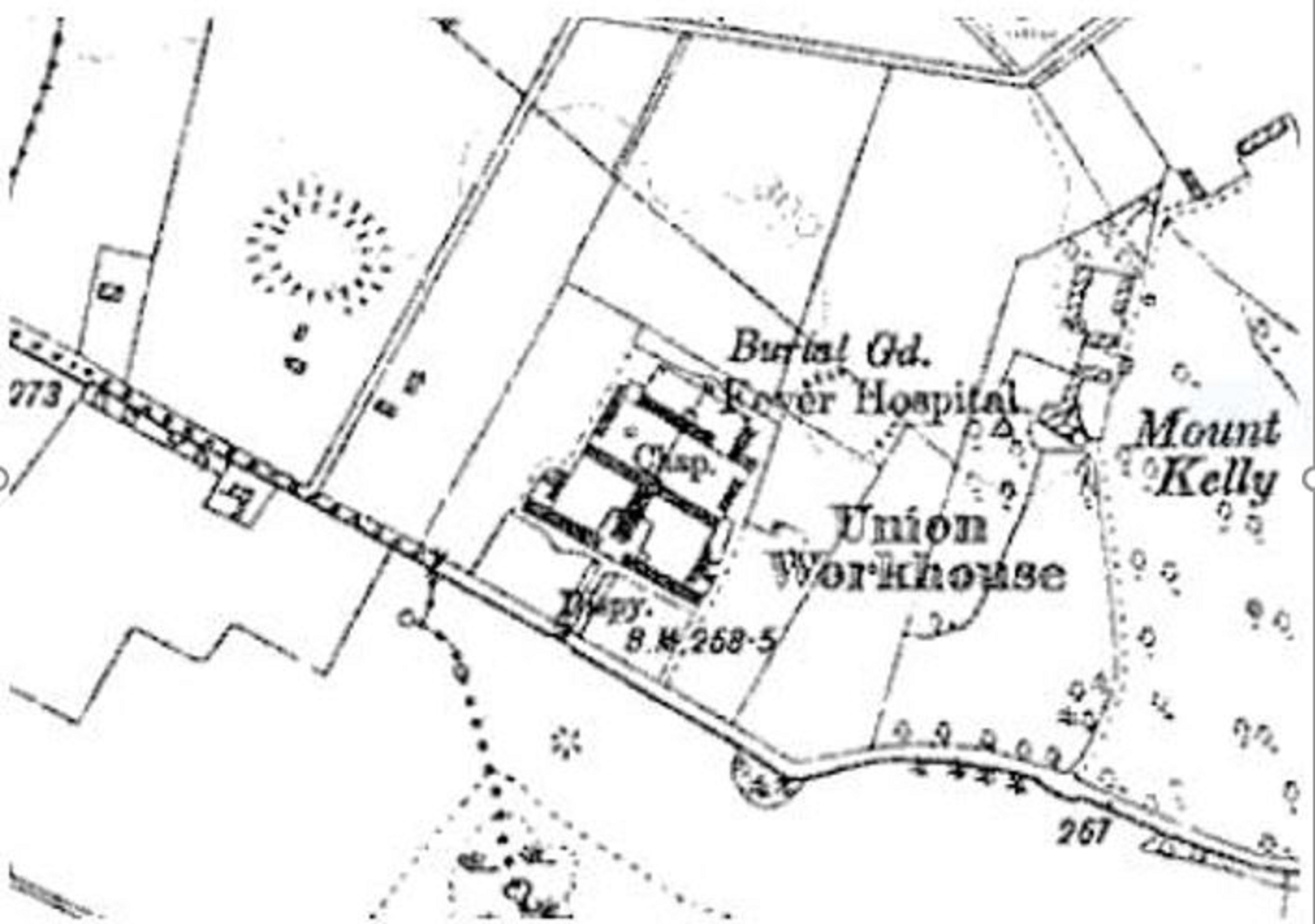 Workhouse Plan