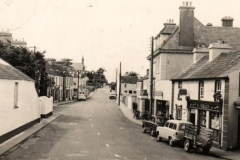 Church Street, looking westward,  c. 1960