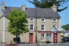 Comer's Pub (formerly Keaveny's Shop), The Square - summer scene