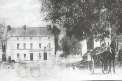 Creggs Road c.1900, looking westward