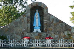 Marian Shrine, Cashel Cross