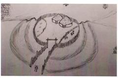 The Round Woodeen, Lisheenaheltia